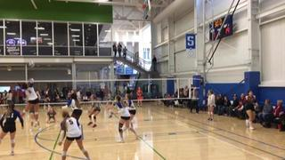 Spfld. Shock 17-National defeats Crossfire VBC G17 BLAZE, 2-0