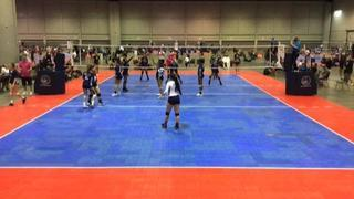 Things end all tied up between Bayside Junior 15 and Steel 15 Silver