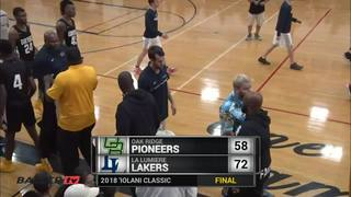 La Lumiere defeats Oak Ridge, 72-58