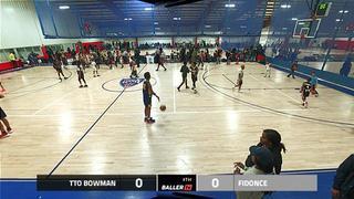 Fidonce vs TTO Bowman