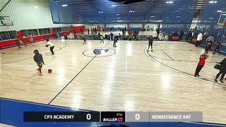 Renaissance KAT vs CP3 Academy