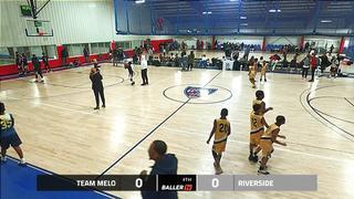 Riverside vs Team Melo