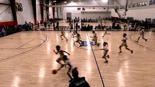 YW Ballers vs Riverside